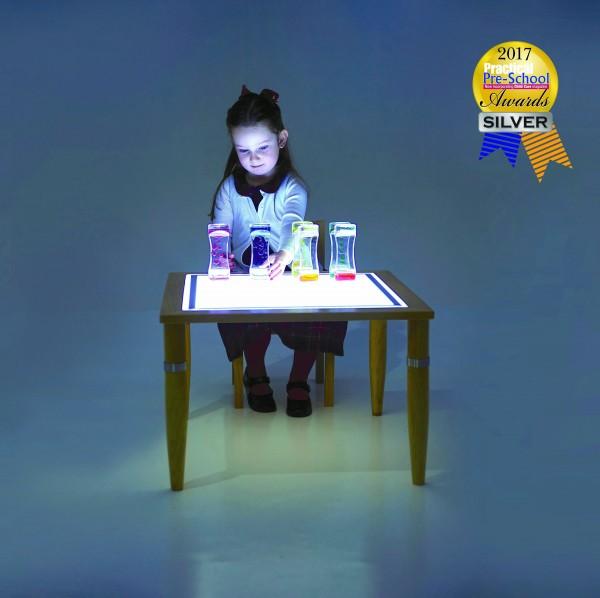 Deskomax Licht-Tisch