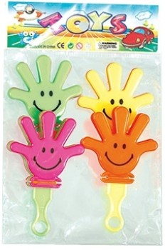 Klatschhände