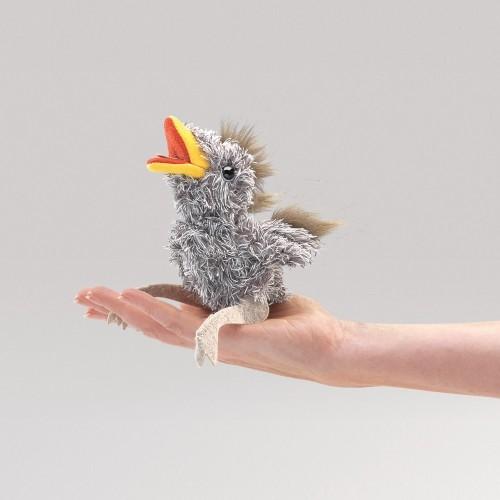 Mini-Vogelbaby