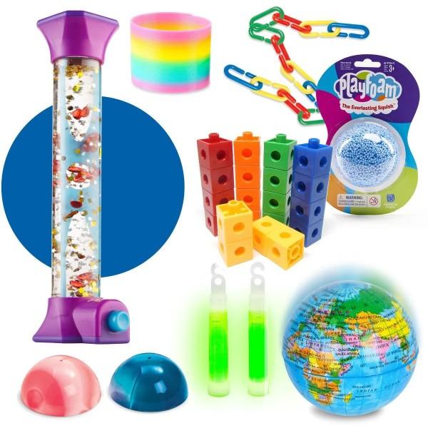Sensorisches Spielzeug-Set bei ARIADNE