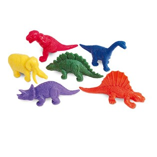108 Mini-Dinosaurier