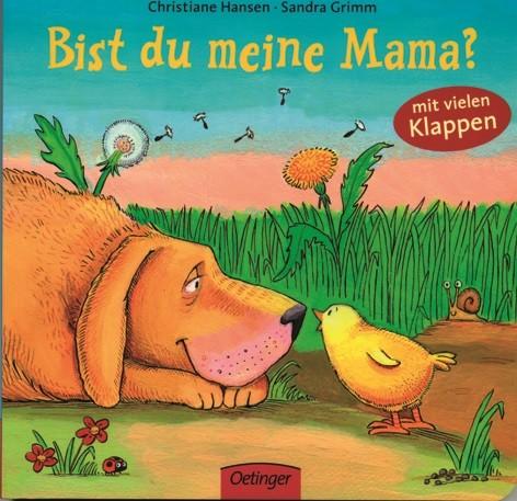 Hansen/Grimm: Bist du meine Mama?