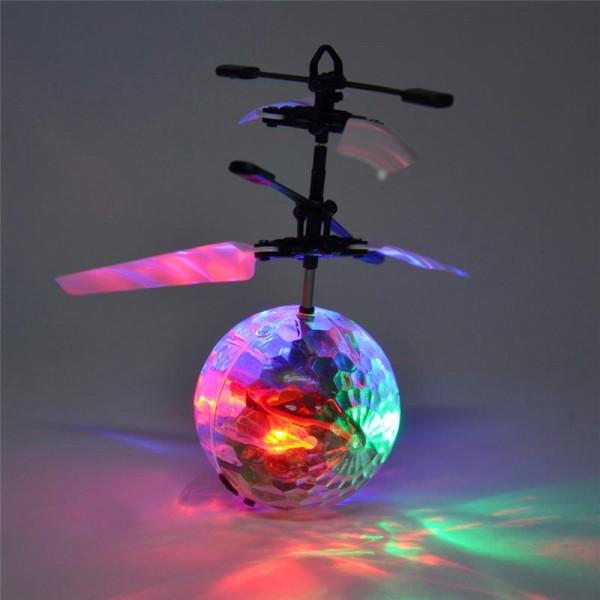 Sensofly - Sensorische Flug-Kugel mit Fernbedienung