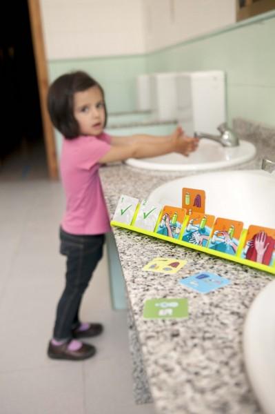 Hygiene-Verhaltensweisen