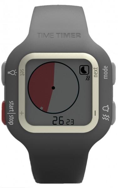 Time Timer Armbanduhr Plus für Kinder oder Erwachsene