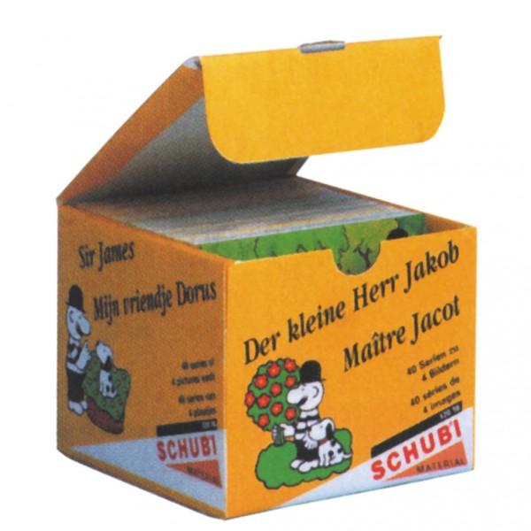 Der kleine Herr Jakob - Bilderbox