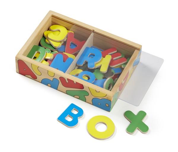 Lettrabox Magnetbuchstaben-Kiste