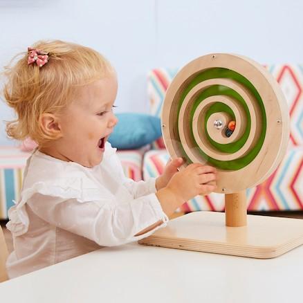 Okos Grüne Spirale