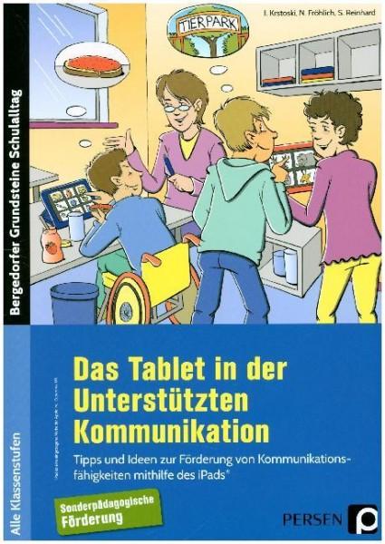 Krstoski, Fröhlich, Reinhard: Das Tablet in der Unterstützten Kommunikation