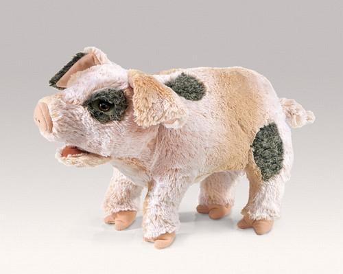 Grunzendes Schwein