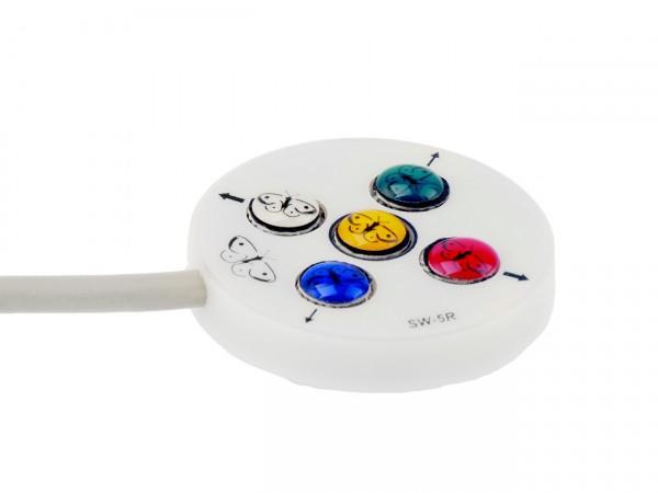Piko 5-Tast-Schalter SW5R