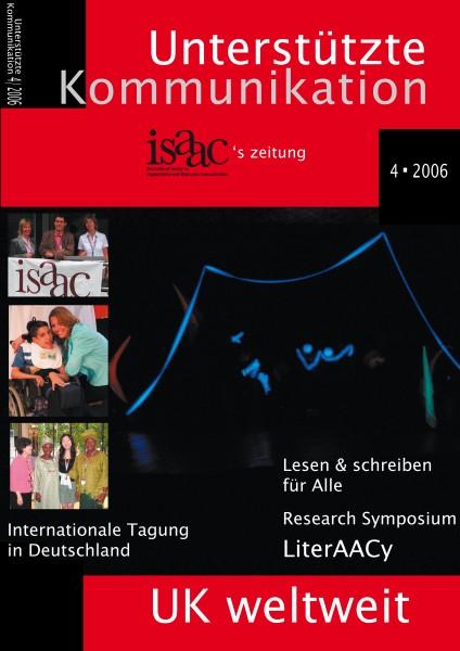 Unterstützte Kommunikation 4/ 2006