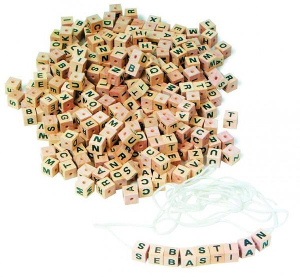 300 Buchstabenwürfel