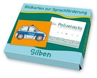 Bildkarten zur Sprachförderung - Silben