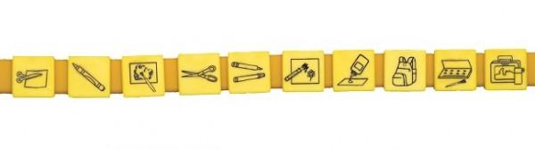 Schule und Unterricht II Variables Kommunikations-Armband