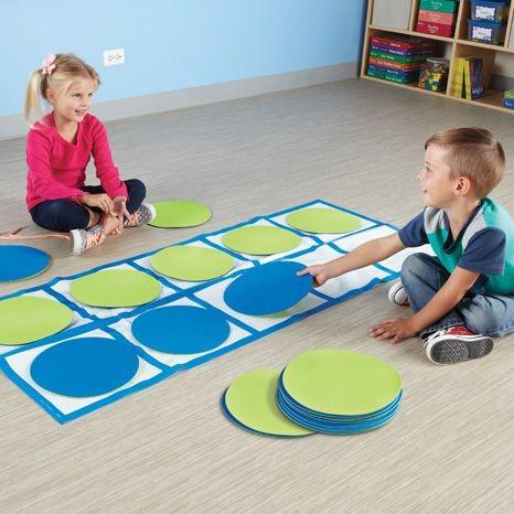 Zehner-Rahmen Boden-Set