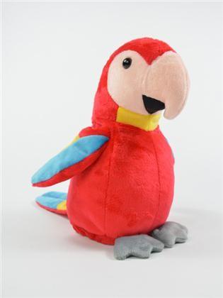 Nachsprech-Papagei Koki