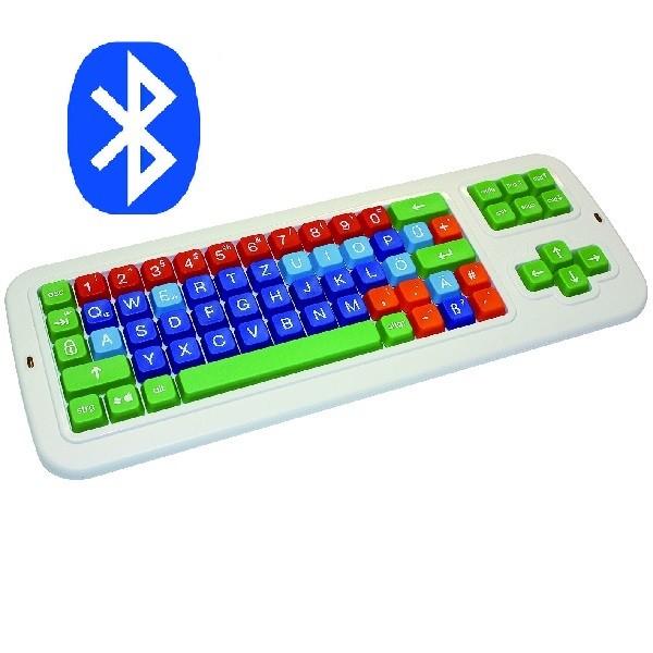 Clevy Tastatur II Bluetooth - QWERTZ