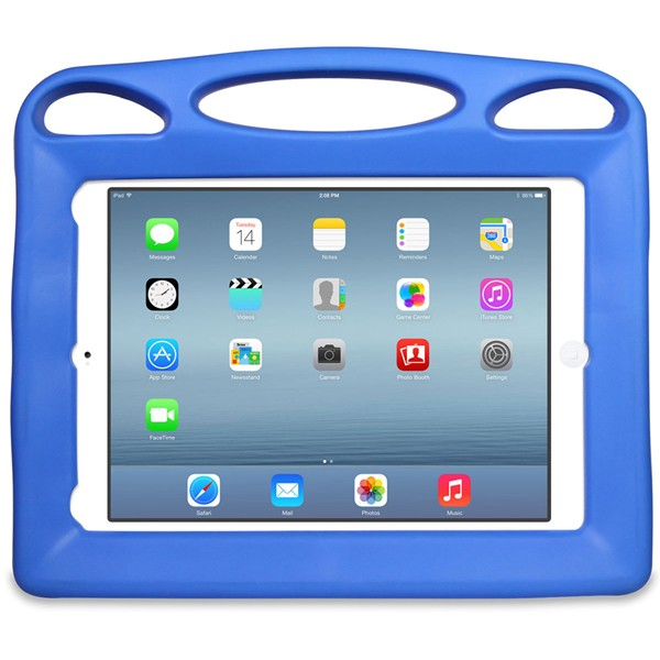 BigGrips Lift für iPad 7 , Air und Pro 10.5 - Blau