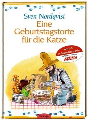 Nordqvist: Eine Geburtstagstorte für die Katze