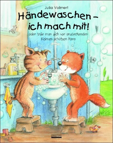 Volmert: Händewaschen – ich mach mit