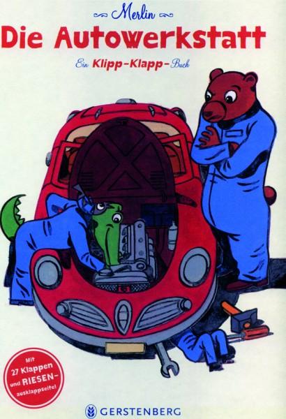 Merlin: Die Autowerkstatt