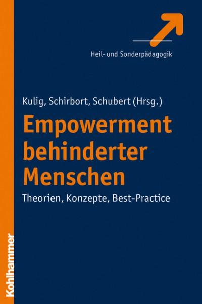 Kulig, Schirbort, Schubert/ Empowerment behinderter Menschen