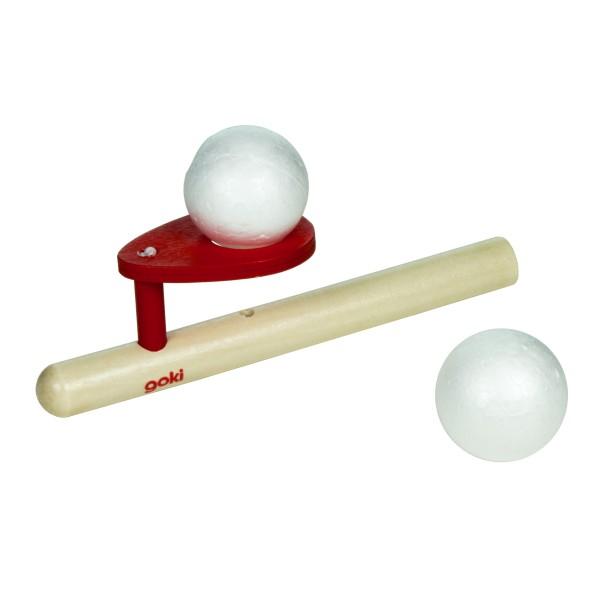 Pustepfeife Schwebender Ball