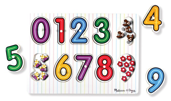 Zahlen-Puzzle