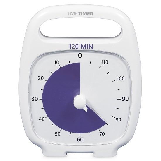 Time Timer PLUS 120 - der Time Timer für 2 Stunden