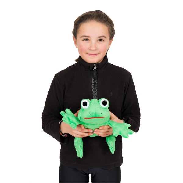 Vibrierender Frosch Justus