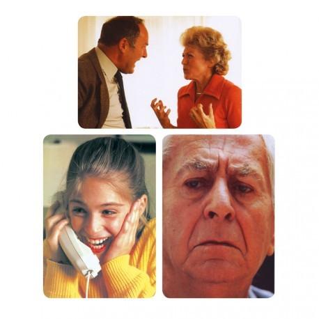 Fotokarten Gefühle bei ARIADNE