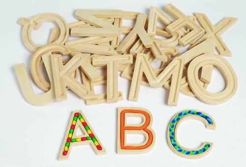 Erfahrungsbuchstaben