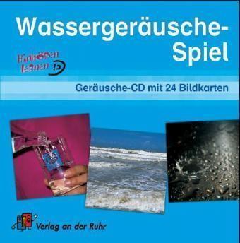Wassergeräusche-Spiel