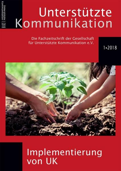 Unterstützte Kommunikation 1/2018