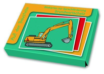 Grundwortschatz: Auf der Baustelle