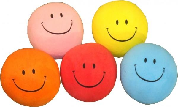 Smilie - der lachende Knetball