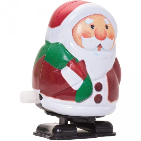Aufzieh-Weihnachtsmann
