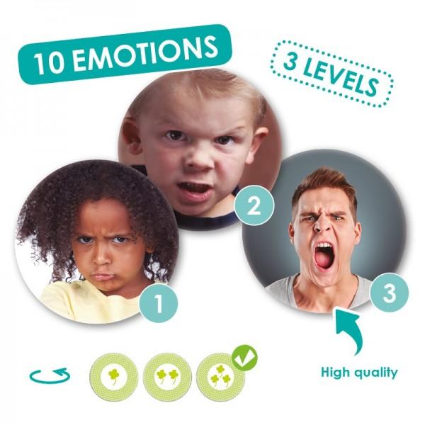Das große Gefühle-Spiel - Emotionen erkennen und steuern